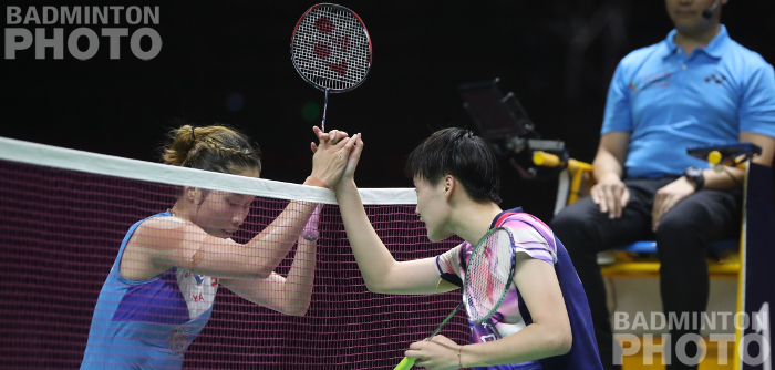 Thai women's singles star Ratchanok Intanon failed to bring home the winner's trophy, much to the dismay of the partisan Thai fans, but Chinese Taipei's Chou Tien Chen helped to […]