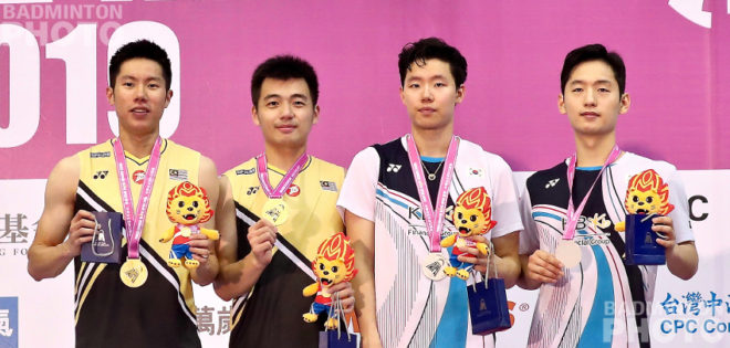 Seo Seung Jae was beaten twice on finals day at the Chinese Taipei Open, as he and Choi Sol Gyu squandered a 9-point lead and 5 match points before Goh […]