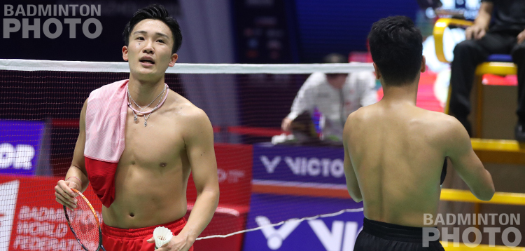 There was no title defense for Anthony Ginting at the 2019 China Open as last year's runner-up Kento Momota bounced back from a game down to win a thrilling final. […]
