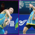 Pan American badminton's four top women won three big matches at the Korea Open, starting with Zhang Beiwen ousting 2017 winner P. V. Sindhu, followed by wins for 2 of […]