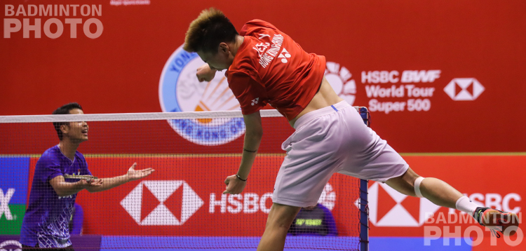 Lee Cheuk Yiu chose his home Hong Kong Open as the venue for the first Super 500 title of his career as he won a nailbiter against Anthony Ginting on […]