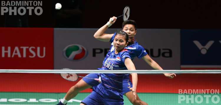 Polii/Rahayu and Ahsan/Setiawan both showed their experience by winning close matches late on Day 1 of the Malaysia Masters. By Don Hearn, Badzine correspondent live in Kuala Lumpur. Photos: Mark […]