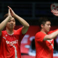 Kim Gi Jung and Lee Yong Dae continued to baffle world #3 Kamura/Sonoda as Day 3 of the Malaysia Masters begins with 3 upsets in doubles. By Don Hearn, Badzine […]