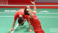 Kim Gi Jung and Lee Yong Dae again beat the odds, beating 2018 Malaysia Masters champions Alfian/Ardianto in the semi-finals to reach the first Super 500 final of their partnership. […]