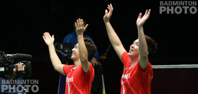 Kim Gi Jung and Lee Yong Dae delighted the crowd at the Malaysia Masters, stunning world #4 Li/Liu to win their first Super 500 title. By Don Hearn, Badzine correspondent […]