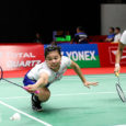 Indonesian women's doubles, Greysia Polii / Apriyani Rahayu qualified for the second round of the Indonesia Masters 2020.  Meanwhile Korean men's doubles pair, Kim Gi Jung / Lee Yong Dae […]