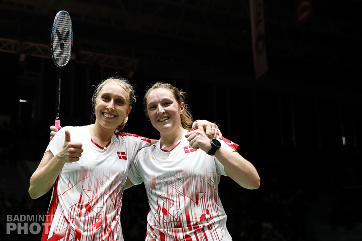 Unseeded Danes, Maiken Fruergaard / Sara Thygesen surprisingly managed to step into the round of Indonesia Masters women's doubles final while the home favourites are also keen for the title. […]