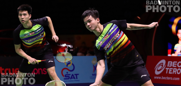 Ng Ka Long ended a title drought of 3 years at the Thailand Masters today, while Ong Yew Sin / Teo Ee Yi ended an even longer wait. By Don […]