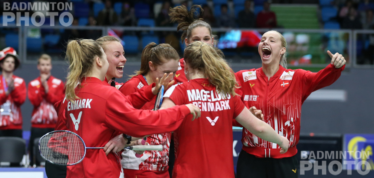 Denmark looks good and ready to host the Thomas and Uber Cup Finals in May after both the men's and women's teams prevailed at the European Team Badminton Championships, while […]