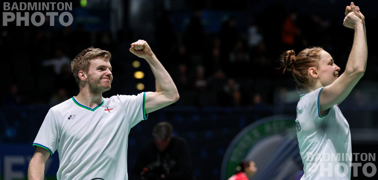 Locals Marcus Ellis and Lauren Smith gave fans in Birmingham a reason to shout as they knocked out former All England champions Arisa Higashino and Yuta Watanabe in straight games, […]