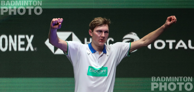 26-year-old Viktor Axelsen is not the most talented player to come out of Denmark.  He is definitely not one of the most consistent players on the tour, and not a […]