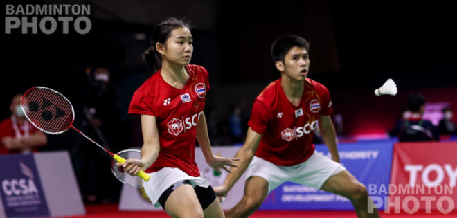 Thailand's Supak Jomkoh / Supissara Paewsampran scored the biggest upset in the opening match on Thursday, while none of the matches involving Hong Kong players finished according to seed. By […]