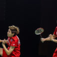 Home favourites Puavaranukroh/Taerattanachai lead a parade of 4 champions from last week into the finals for further success, while Korean players pulled off 2 reversals from last week, failed at […]