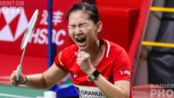 Thailand's own Pornpawee Chochuwong took down world #1 Tai Tzu Ying in straight games to clinch a spot in the final four at the World Tour Finals. By Don Hearn. […]