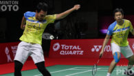 Mohammad Ahsan and Hendra Setiawan score their first win over Choi/Seo but the title at the World Tour Finals they are now eyeing is something they have ample experience with. […]