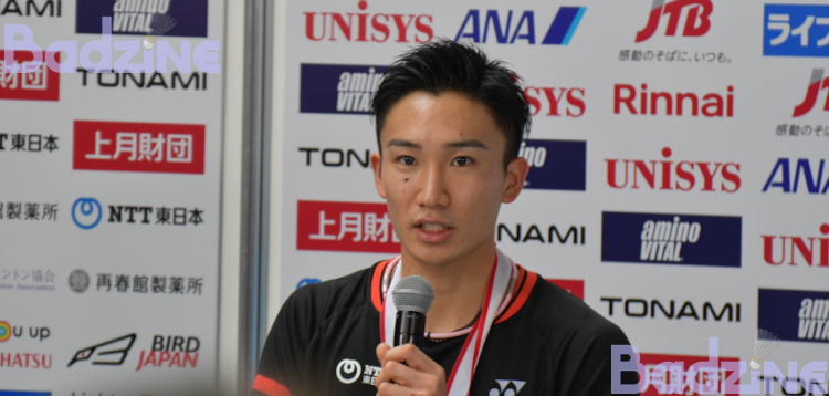 Kento Momota appeared on court last week, his first outing since the car accident in Malaysia last January but Yuta Watanabe again won twice as many national titles as the […]