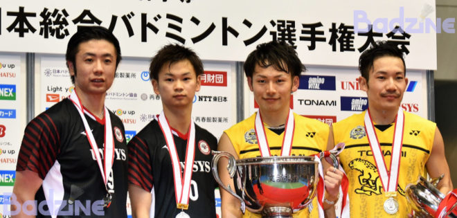 Japan, now one of the strongest countries in badminton, saw 5 of its 7 entries in the world's top 3 prove themselves #1 in Japan. Story and photos by Miyuki […]