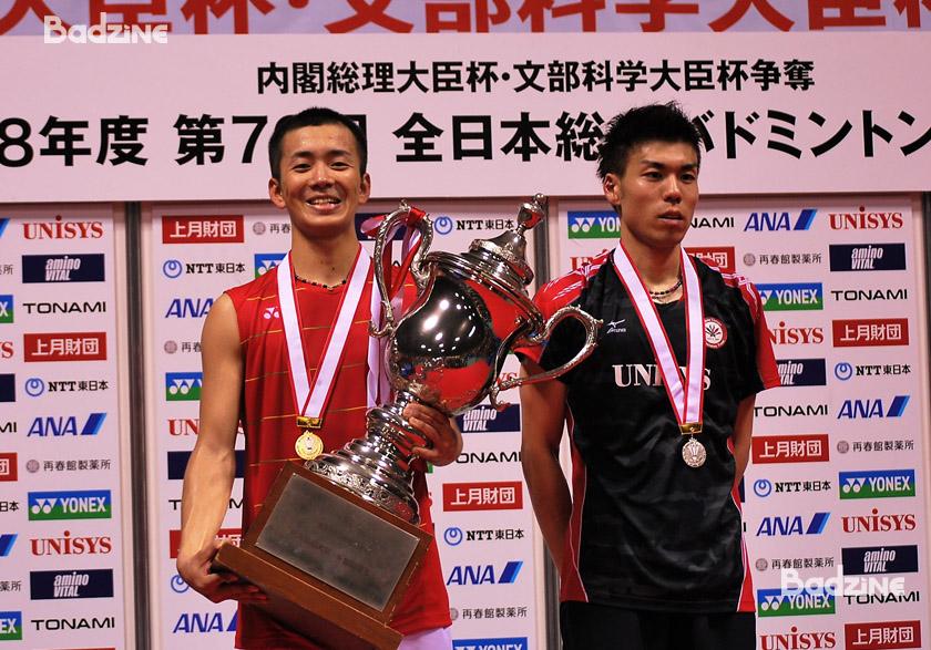 On December 14th, Nippon Badminton Association announced the members of its national team for 2017. By Miyuki Komiya, Badzine Correspondent Men's singles Kenta Nishimoto Takuma Ueda Kazumasa Sakai Yu Igarashi […]