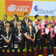 Japan's women's team proved that they are a strong title contender in the upcoming Uber Cup finals by beating China, 3-0 as they and Indonesia emerged as the Asian Champions […]