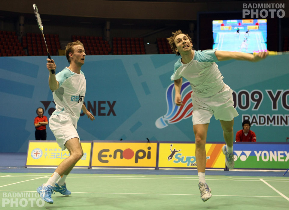 Two-time men's doubles champions Mathias Boe and Carsten Mogensen will make the 2019 All England their last tournament as a pair. Photos: Badmintonphoto The Danish duo announced it on their […]