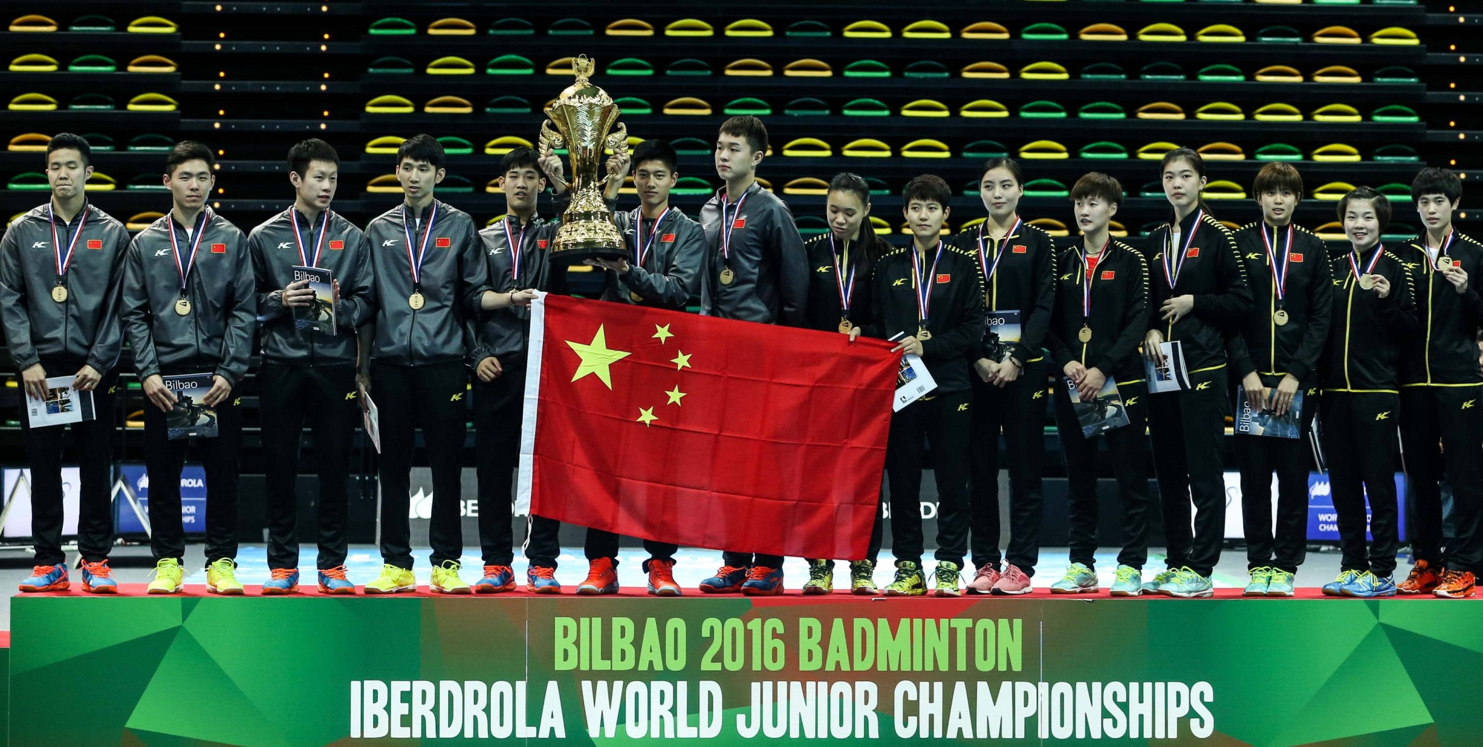 Chen Yufei strikes back against 2015 champion Goh Jin Wei to seal a clean sheet victory for China over Malaysia in Bilbao, Spain. By Wilson Chew. Photos: Shi Tang […]