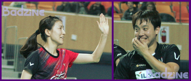 Another Korean badminton couple to tie the knot in December - Badzine