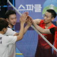 2017 Korea Masters champion Kim Won Ho is in his first semi-final with new partner Park Kyung Hoon after they saw off Olympic and World Champion Zhang Nan in his […]