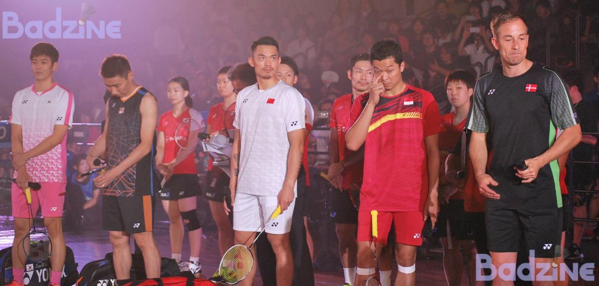The Japan leg of the Legends' Vision tour included not only doubles star Lee Yong Dae but also some of Japan's top para-badminton players. By Emzi Regala. Photos: Miyuki Komiya […]