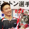 Japanese former world #2 Kento Momota's return to domestic competition is official.  His named appeared in the entry list last week for the Japan Ranking Circuit Competition in Saitama City […]