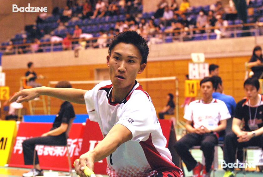 Former world #2 Kento Momota is back in action this weekend, playing in a domestic tournament for the first time in over a year. Story and photos by Miyuki Komiya, […]