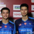 Early first round action on Tuesday at the 2019 Thailand Open finished upset-free until the last match when Ong Yew Sin and Teo Ee Yi won a nail-biter against Ahsan/Setiawan. […]