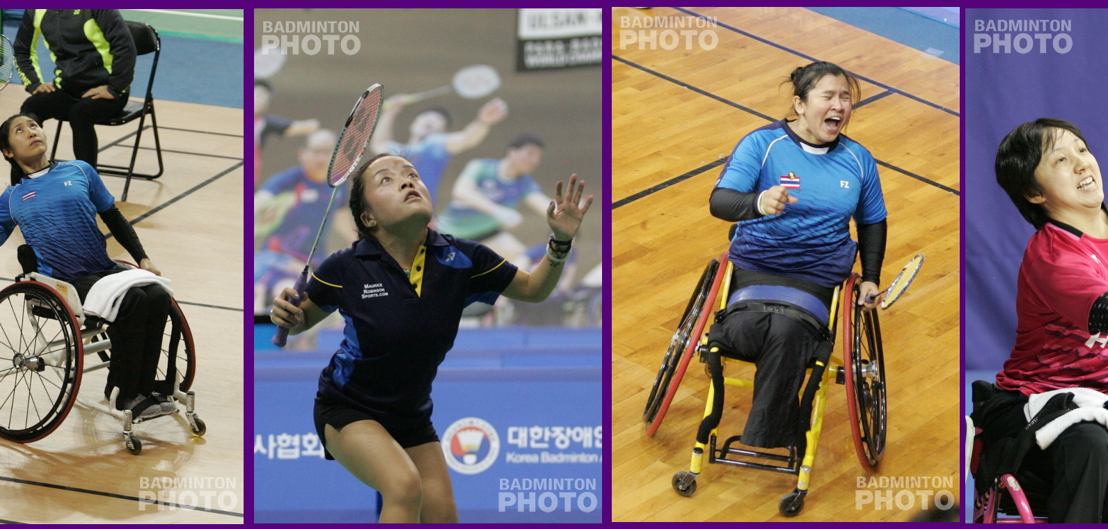Two-time Para-Badminton World Championship triple-crown winner Rachel Choong is in the running with three wheelchair athletes to be named the brand-new Female Para-Badminton Player of the Year. Photos: Don Hearn […]