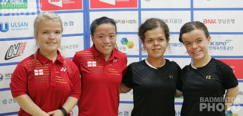 Rachel Choong again won the triple at the World Para-Badminton Championships while numerous shuttlers won first ever titles. Story and photos by Don Hearn, live from Ulsan England's Rachel Choong […]