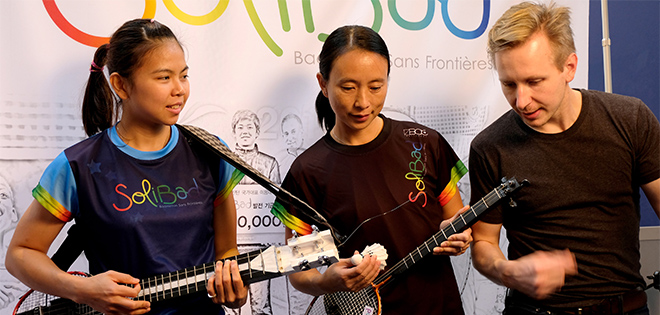 World badminton stars are in action in the first song made for the charity foundation Solibad, Badminton without Borders. The main video and the teaser video feature the world's top […]